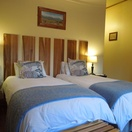 Executive Twin Room, The Angler and Antelope Guesthouse