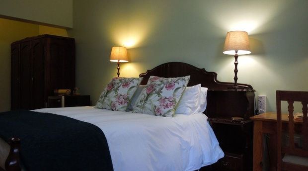 Executive Double Room, The Angler and Antelope Guesthouse