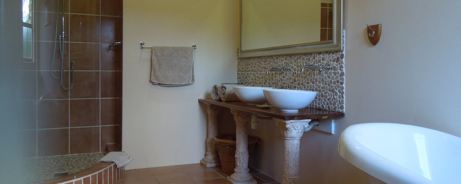 Bathroom, Angler and Antelope Guesthouse