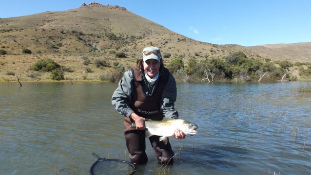 Fly Fishing, The Angler and Antelope Guesthouse