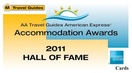 AA Accommodation Awards
