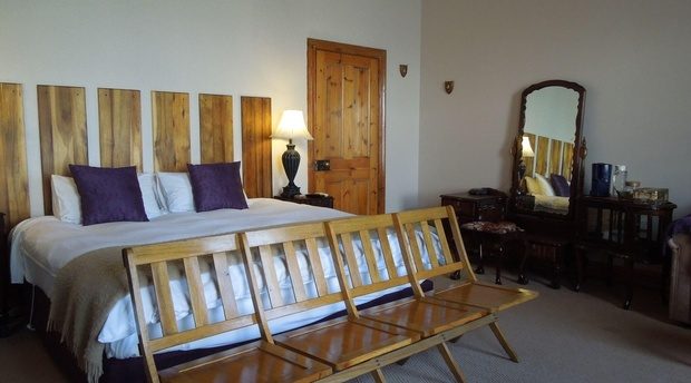 Executive King Room, The Angler and Antelope Guesthouse