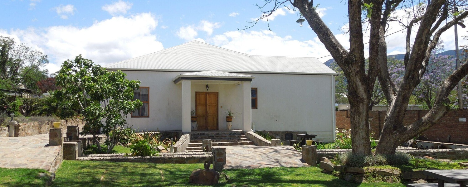 The Angler and Antelope Guesthouse