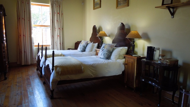 Self-catering room, Angler and Antelope Guesthouse